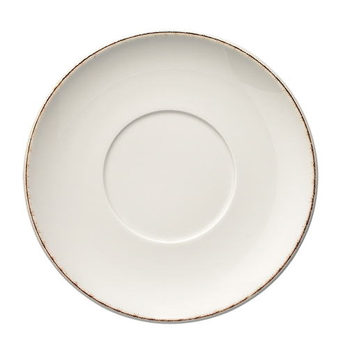 Retro Gourmet Consomme Plate 17 cm