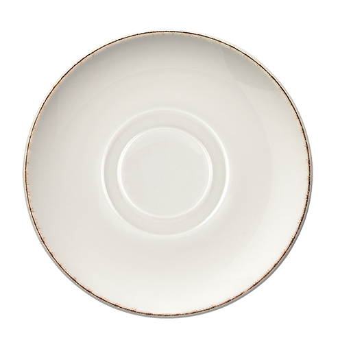 Retro Gourmet Consomme Plate 19 cm